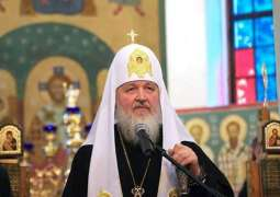 Patriarch Kirill Reminds Constantinople Counterpart of Responsibility for Orthodox Unity