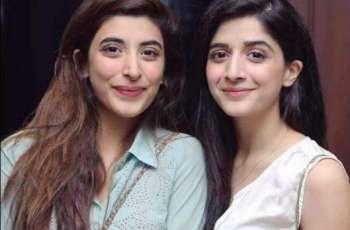 عمران خان دی شکل وچ تبدیلی آ گئی:اداکارہ عروہ و ماورا حسین