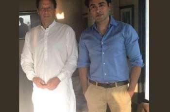 Shehzad Roy is hopeful for change after meeting Imran Khan