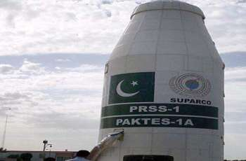 Pakistan's satellites PRSS- 1, PakTES-1A become fully operational on August 14