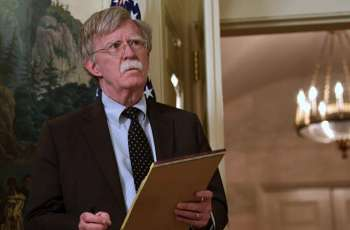 Kremlin Confirms Russian Officials, US Security Adviser Bolton to Meet Next Week in Geneva