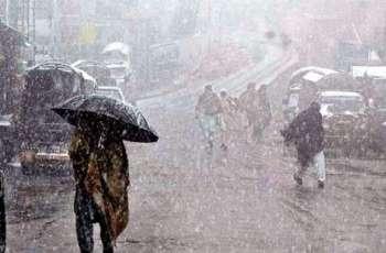 Bahawalpur receives rain