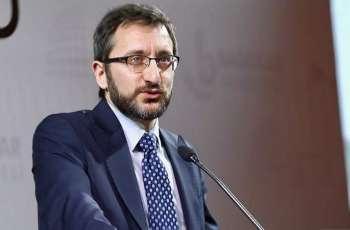Turkey warding off 'economic coup' bid: Senior official
