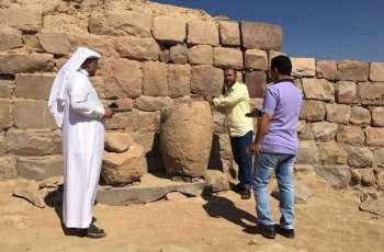 سياحة نجران تهيئ المواقع الأثرية والتاريخية لاستقبال الزوار خلال إجازة عيد الأضحى المبارك