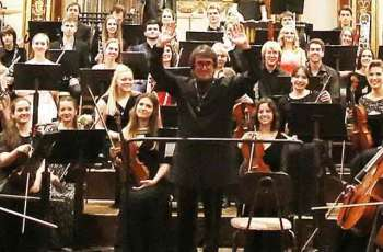 All-Russian Youth Symphony Orchestra to Perform in Asia for First Time - Conductor Bashmet