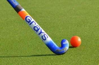 Mepco Green team wins hockey match
