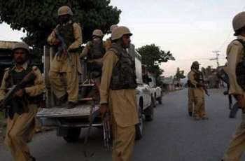 FC foils terror bid, arrests four suspects in Balochistan
