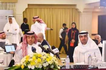 وزير الإعلام : 800 إعلامي من خارج المملكة و 151 مؤسسة وقناة إعلامية لتغطية شعائر الحج