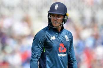 Bat's embarrassing! England star sidelined by self-inflicted face injury