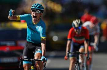 Cort Nielsen wins BinckBank fifth stage, Mohoric maintains lead