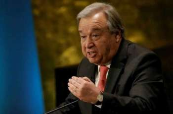 UN chief proposes military force to protect Palestinian civilians