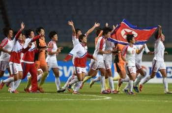 Sweet sixteen for North Korea's women at Asian Games