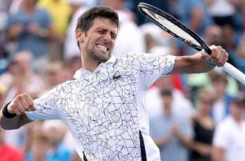 Djokovic downs Federer to win long-sought Cincinnati crown