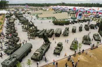 Russia's Rosoboronexport Says to Hold Talks With 50 Foreign Delegations at Army 2018 Forum