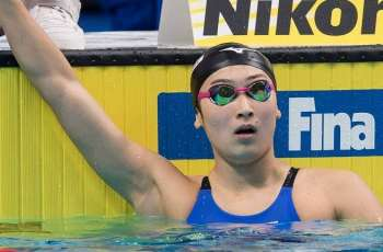Japan swim queen Ikee targets Asian Games records