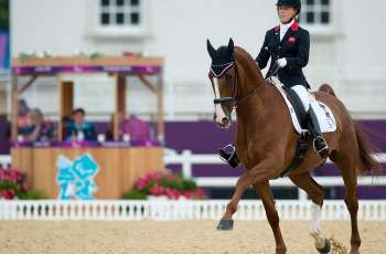 S. Korea loses bid for 6th straight gold in team dressage