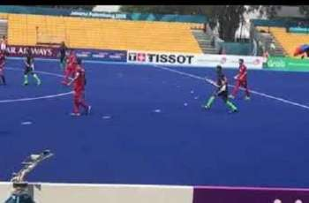 Pakistan trounce Thailand 10-0 in Asian Games hockey