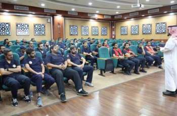 الهلال الأحمر: أكثر من 1000 مستفيد من الدورات التدريبية في موسم الحج