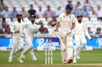 England 84-4 against India in 3rd Test