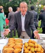 German ambassador attends Mango party, loves 'Anwar Rathore'