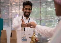 حكايا مسك   : شاب يترك الصيدلة ويؤسس مشروع للقهوة العربية
