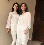 Zainab Abbas is all proud over newly-elected MNA mother Andleeb Abbas
