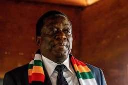 Mnangagwa says disputed Zimbabwe election 'behind us'