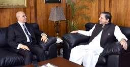 باكستان تؤكد حرصها على تعزيز العلاقات مع مصر