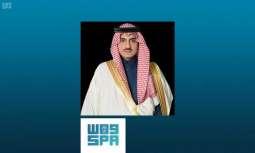 أمير منطقة الجوف يهنئ القيادة بمناسبة نجاح موسم الحج