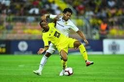 الاتحاد السعودي يتعادل مع الوصل الإماراتي في الدور الـ 32 من البطولة العربية للأندية