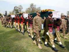Actors, cricketers rally around Pak Army for Defence and Martyrs Day