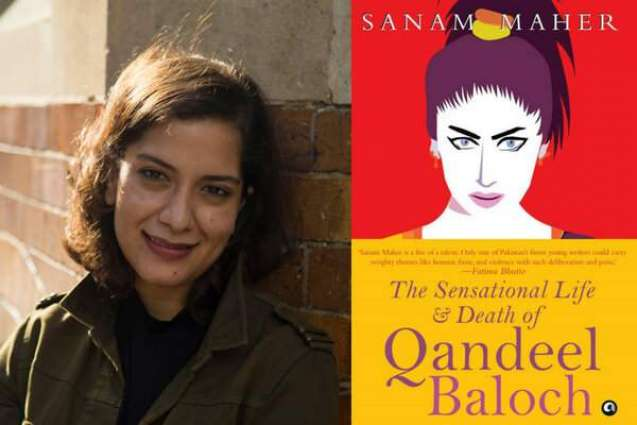 Pakistani author's book on Qandeel Baloch shortlisted for Indian literary prize