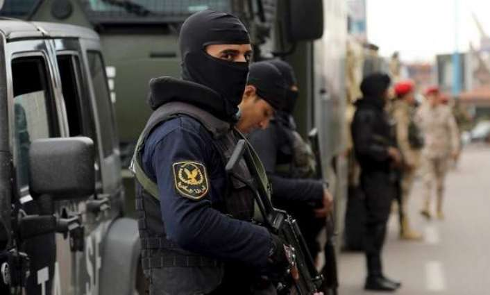 Egyptian police kill six terrorists in shootout in Cairo's 6 October City: Ministry of Interior