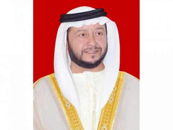 Sultan bin Zayed condoles Kuwaiti Emir on death of sister