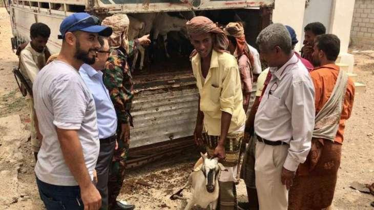 ERC's Eid campaign benefits over half million Yemenis