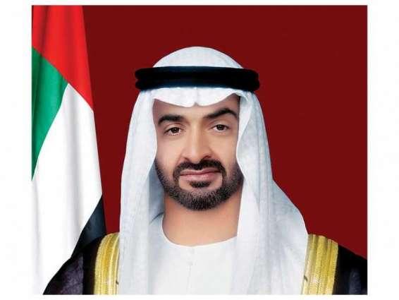 Mohamed bin Zayed congratulates UAE leadership on Eid al-Adha