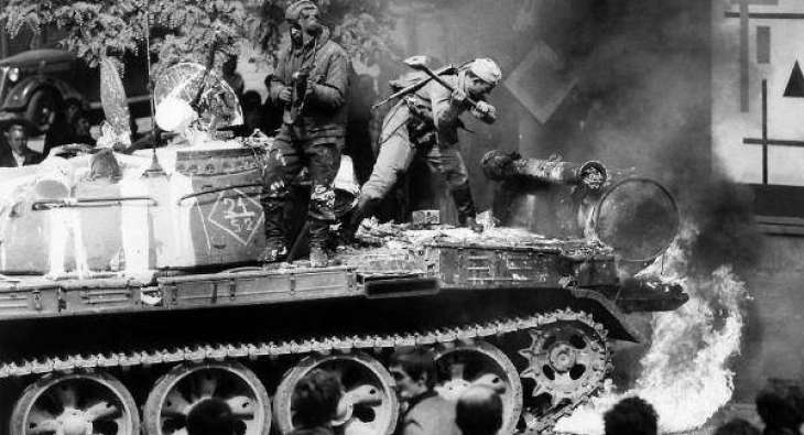 FACTBOX - Warsaw Pact Invasion of Czechoslovakia in 1968