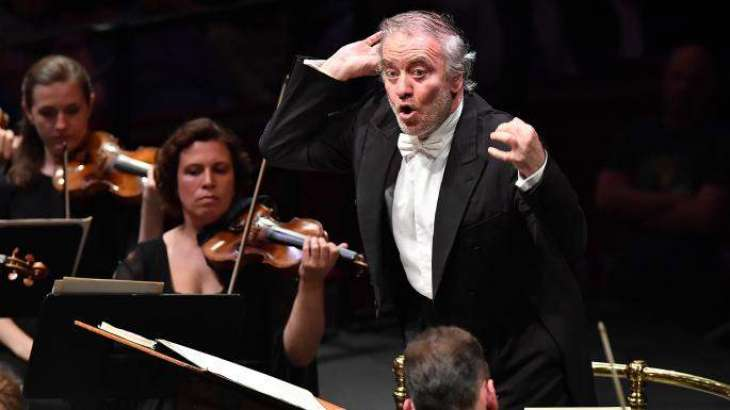 Russia's Mariinsky Orchestra Led by Gergiev Begins European Tour - Press Release