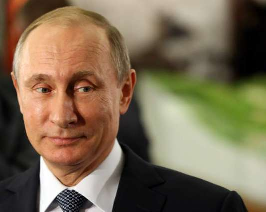 Putin Tops Forbes' List of Russia's Most Influential People