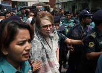 Thousands demand Bangladesh opposition leader's release
