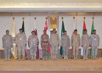 UAE participates in 15th session of Supreme Military Committee in Kuwait