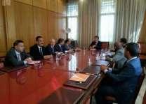 سفراء دول التحالف في تونس يستعرضون جهود التحالف في تخفيف معاناة الشعب اليمني جراء الممارسات الإجرامية لمليشيا الحوثي