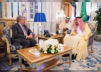 Saudi King receives UN Secretary-General