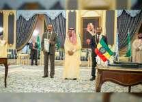 Eritrea, Ethiopia sign Jeddah Peace Pact