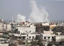 Two killed in missile strike on Syria's Latakia: monitor