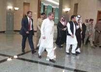 مستشار وزير الإعلام السعودي: زيارة رئيس الوزراء الباكستاني إلى المملكة العربية السعودية ستساهم في توطيد المزيد من العلاقات الثنائية بين باكستان والمملكة