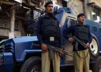 Police arrests 25 from different parts of city Karachi