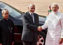 Afghan President to Discuss Peace Efforts With Indian Prime Minister Wednesday - Reports
