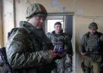 Ukrainian Joint Forces Operation Command Says UK Defense Secretary Visited Donbas