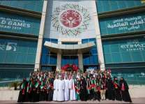 Ambassador Al Otaiba visits Special Olympics USA Training Camp